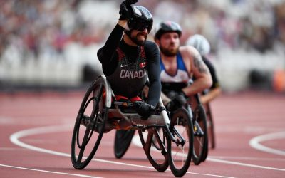 A weekend of Para athletics world records